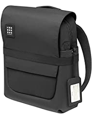Moleskine ID Backpack Black, For Work, School, Travel, and Everyday Use, Space for Devices Tablet Laptop and Chargers...