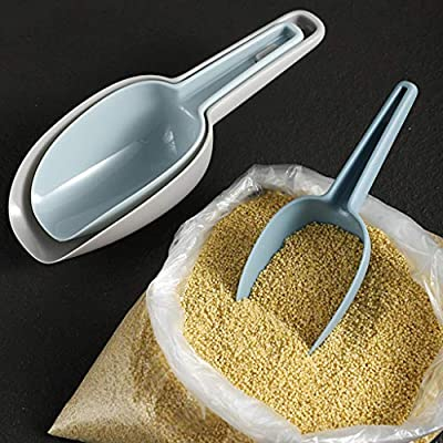 ???? Euone ???? Valentine Food Shovel ClearanceSales!!! , 3 Plastic Scoop Ice Buffet Candy Kitchen Shovel Nut Pet Food Flour Scoop: Toys & Games