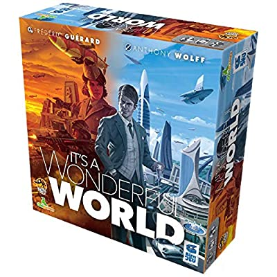 Its A Wonderful World: Toys & Games