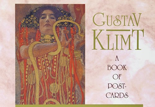 - Gustav Klimt: A Book of Postcards