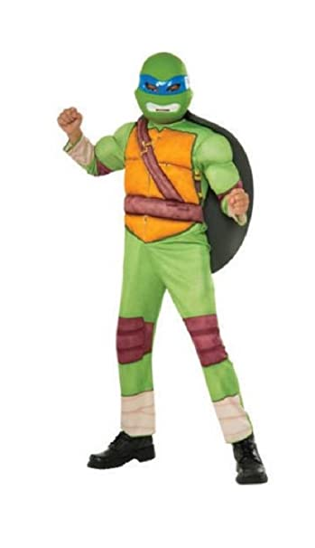 Amazon.com: Rubies Teenage Mutant Ninja Turtles - Deluxe ...