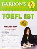 img - for TOEFL Ibt 14th Ed (Barron's TOEFL IBT) by Pamela J. Sharpe (5-Jun-2013) Paperback book / textbook / text book