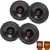 JBL Bundle - 2 Pairs of CLUB-620FAM 6.5' Coax Speakers (No Grills)