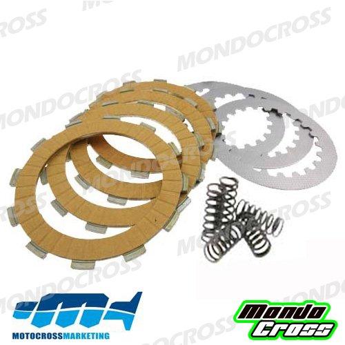 MONDOCROSS Kit frizione completa dischi e molle MOTOCROSSMARKETING HONDA CR 125 86-99