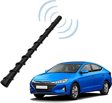 FORD TRANSIT BOX BLACK RUBBER GENUINE REPLACEMENT AM//FM AERIAL ANTENNA ROOF MAST