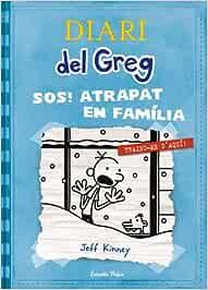 Diari del Greg 6. SOS Atrapat en família!: Traieu-me d