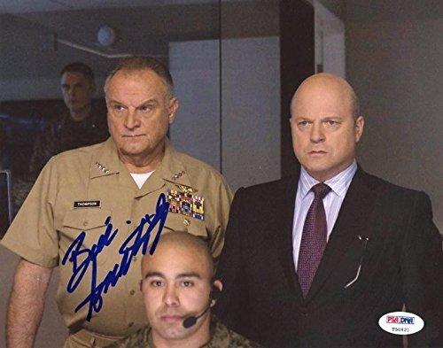 Bill Smitrovich Eagle Eye Autographed Legitimate 8x10 Photo - PSA/DNA Authentic