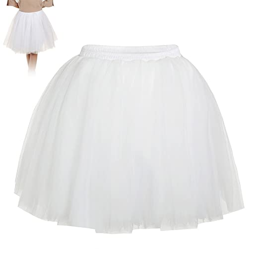 4cb0af4470ba Image Unavailable. Image not available for. Color  Happyyous Women s  Classic Tutu Skirt