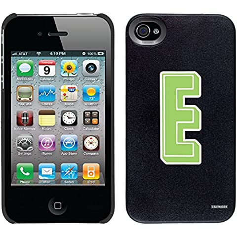iPhone 4/4S Thinshield Case with E Preppy, Color Design (Iphone 4 Case Preppy)