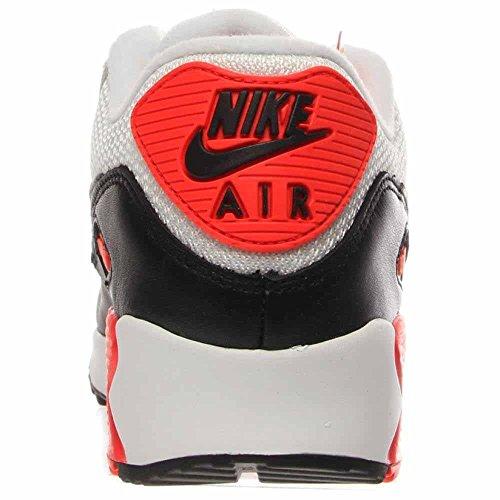 Nike Air Max 90 Og Scarpe Da Ginnastica Uomo 725233 Scarpe Da Ginnastica A Raggi Infrarossi-bianco / Grigio Freddo / Grigio Neutro / Nero