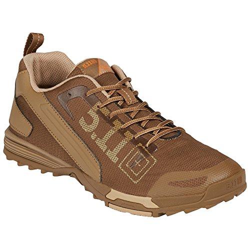 - 5.11 Tactical Men's Recon Trainer Cross-Training Shoe,Dark Coyote,10.5 D(M) US