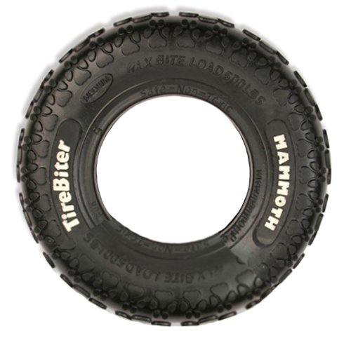 TireBiter Small Chew Black 6 Inch product image