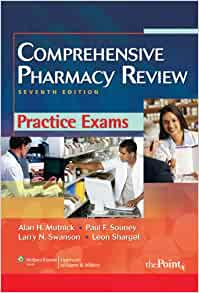 comprehensive pharmacy review practice exams free download pdf