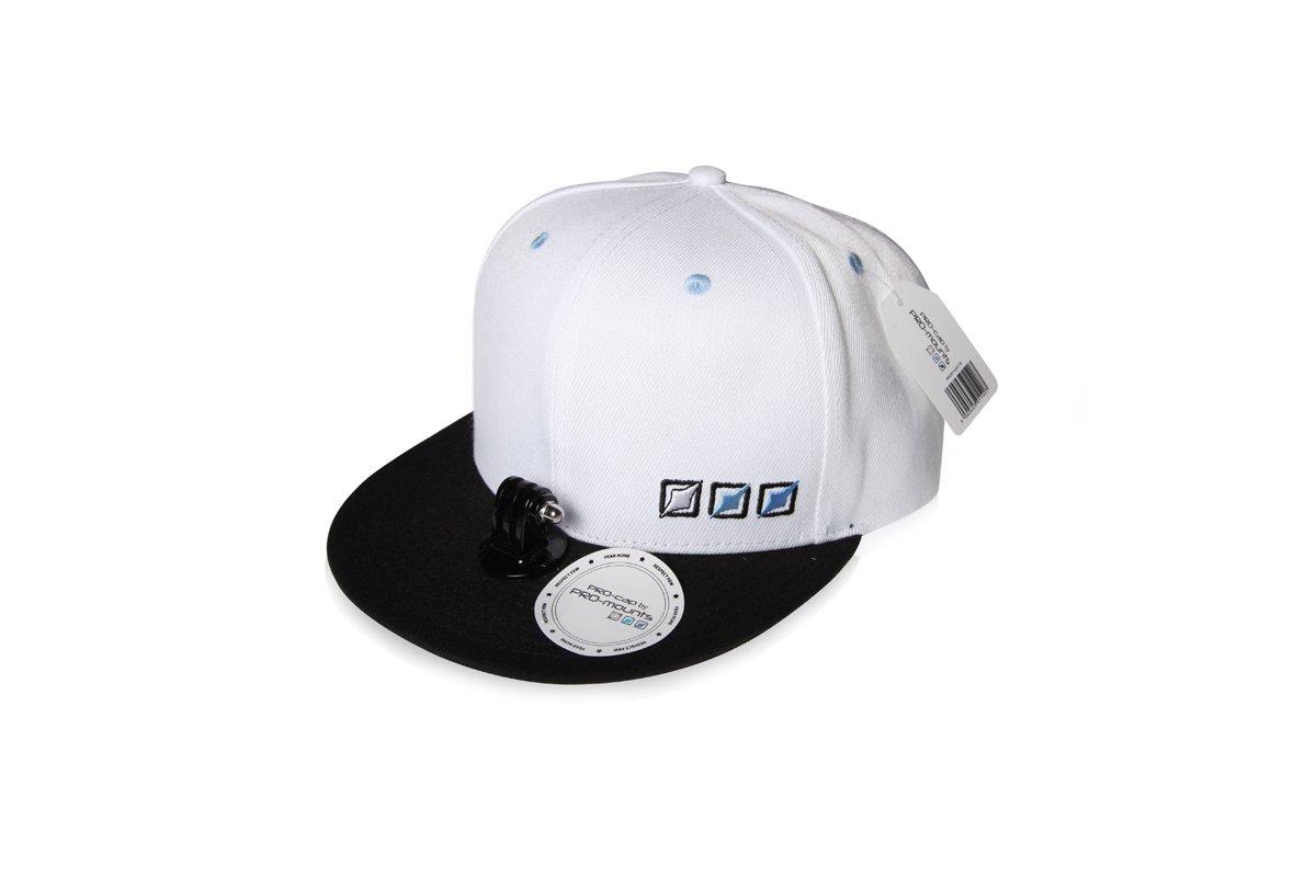PRO-mounts PRO-cap White