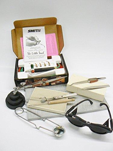 [해외]주얼리 납땜 키트 SMITH LITTLE TORCH SET TOOLS 소재 골드 실버 수리 (LZ 5.10 M 박스) / 주얼리 납땜 키트 SMITH LITTLE TORCH SET TOOLS 소재 골드 실버 수리 (LZ 5.10 M 박스)