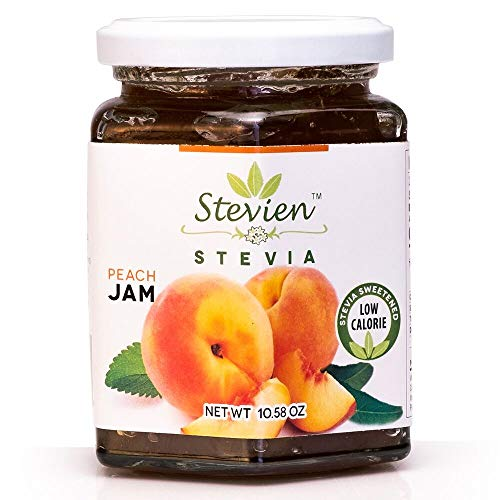 Stevien 3 Pack of Stevia Jam Collection