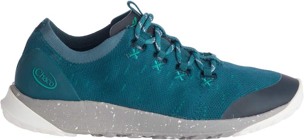 حذاء الجري Scion Trail للسيدات من Chaco (9 B(M) US، أزرق مخضر)