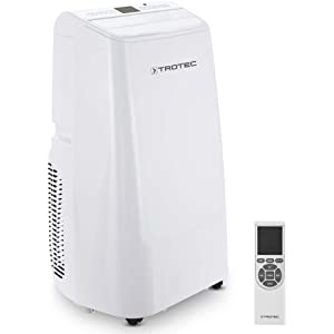 TROTEC Acondicionador de aire local PAC 3500 E de 3,5 kW / 12.000 Btu