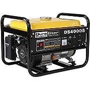 Generators DuroStar DS4000S Gas Powered 4000 Watt Portable Generator - RV Camping Standby