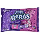 Wonka Nerds Grape Strawberry Candy, 12-Ounce Bags (Pack of 12)