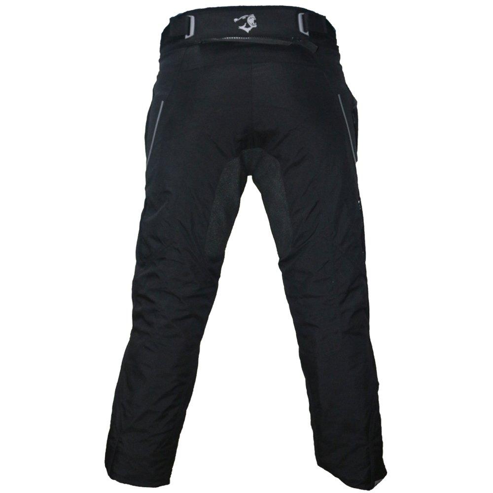 Bela pantalon de textile de moto Calm Digger CE aprobado 50