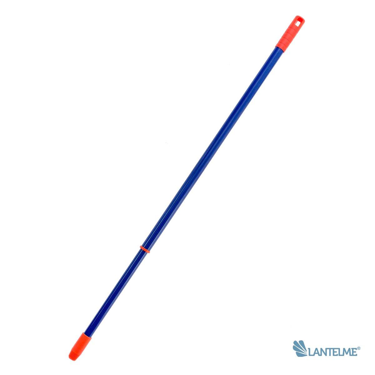 Lantelme 3625 Ensemble balais//pelle//balette en plastique Thermom/ètre /à poign/ée 32 cm assorti