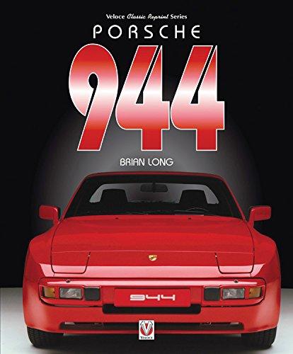 Porsche 944 Cabriolet (Porsche 944 (Classic Reprint))