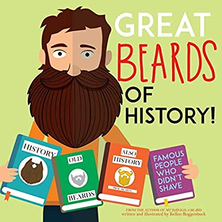 Great Beards of History