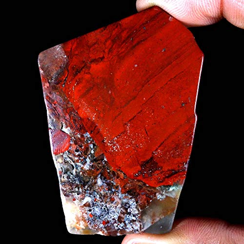 GEMSCREATIONS 100% Natural Excellent Red Blood Stone for sale  Delivered anywhere in USA