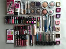 You will receive *30* pieces of an Excellent Assorted Mixed Makeup/Cosmetic Brand New HARD CANDY makeup lot...may get some duplicates with items like eye shadows, lip products, face products, glitter, nail polishes and much more ! :) Item may vary fr...