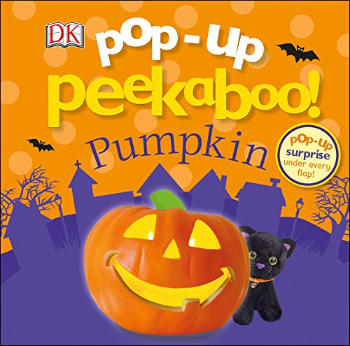 Pop-Up Peekaboo! Pumpkin: Pop-Up Surprise Under Every Flap!]()