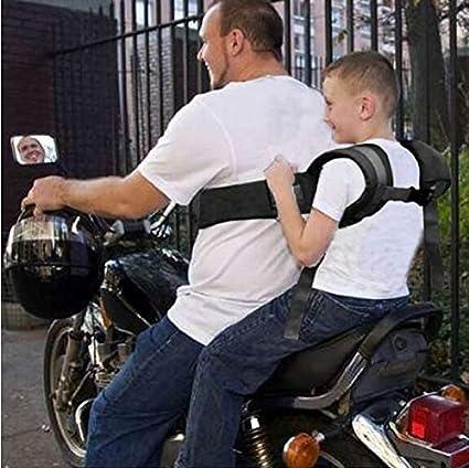 Cinturón de seguridad para motocicleta, ajustable, para niños, de ...