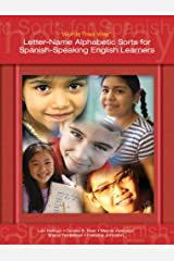 Words Their Way: Letter-Name Alphabetic Sorts for Spanish-Speaking English Learners Paperback