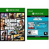 Amazon Com Grand Theft Auto V Xbox One Video Games