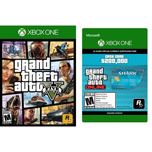 gta 5 online edition xbox one