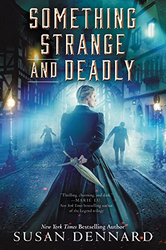 Download Something Strange and Deadly (Something Strange and Deadly Trilogy) PDF