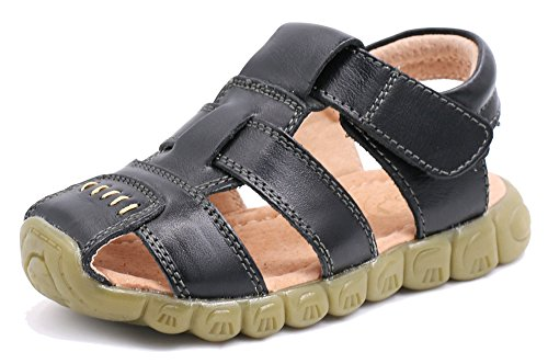 Image of Femizee Closed-Toe Casual Outdoor Sandals Boys Girls(Toddler/Little Kid/Big Kid)