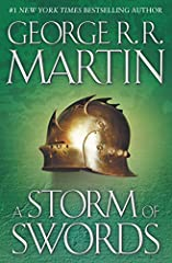 THE BOOK BEHIND THE THIRD SEASON OF GAME OF THRONES,AN ORIGINAL SERIES NOW ON HBO.Rarely has there been a tale as gripping, or one as likely to seize the minds and hearts of a generation, as George R. R. Martin's epic high fantasy series. In...