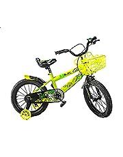 دراجة للاطفال من ام ال كيه، مقاس 16 - متعددة الالوان