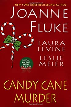 Candy Cane Murder 0758221991 Book Cover