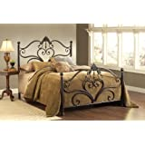 Hillsdale Furniture Newton Antique Brown Highlight King Headboard Only