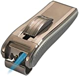 Visol Mako Satin Gun Wind-Resistant Jet Flame Cigar Lighter
