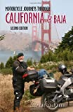 Motorcycle Journeys Through California and Baja, Clement Salvadori, 1884313604