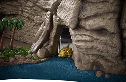 Thunderbirds Interactive Tracy Island Playset