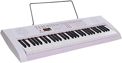 LIUFS-El teclado Teclado 61 Teclas Teclas De Piano Niños ...