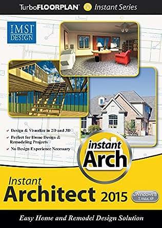 amazon   turbofloorplan instant architect 2015