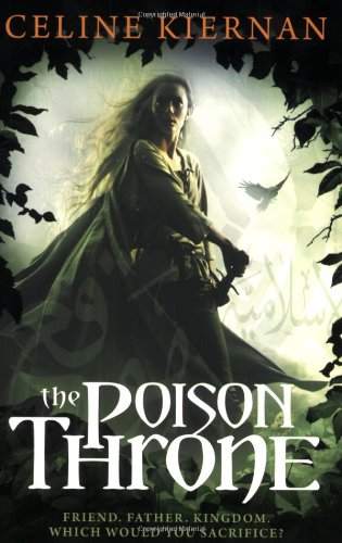The Poison Throne (The Moorehawke Trilogy)