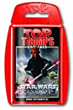 Top Trumps - Star Wars Episode I, Kartenspiel