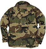 Military Surplus French F2 Field Jacket CCE Camo - European 2XL