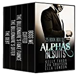 Alphas In Suits (25 Book Box Set)
